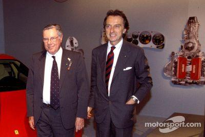 Sergio Pininfarina overlijdt