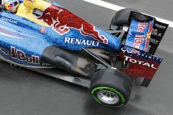 Red Bull Racing uitlaat