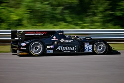 #95 Level 5 Motorsports HPD ARX-03b Honda: Scott Tucker, Luis Diaz