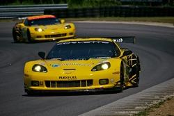 #4 Corvette Racing Compuware Chevrolet Corvette C6 ZR1: Oliver Gavin, Tom Milner