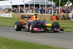 Mark Webber in Red Bull RB7