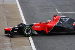 Timo Glock, Marussia F1 Team in kwalificaties