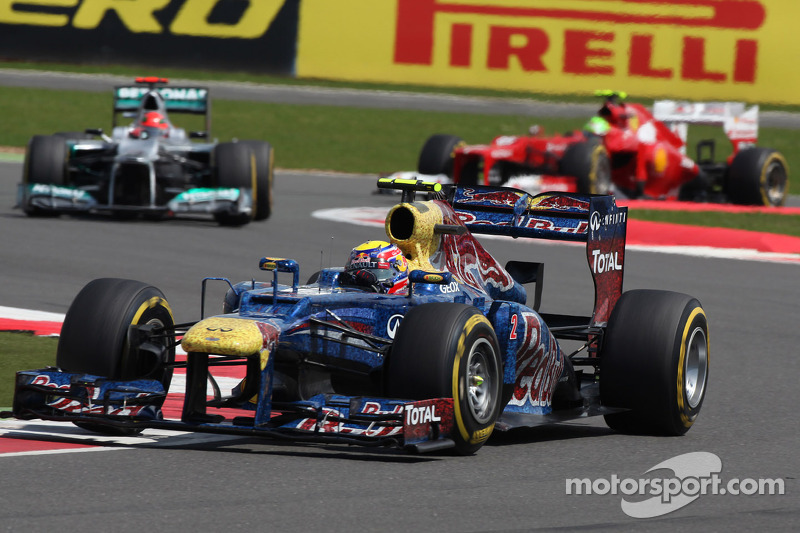 2012 - Red Bull