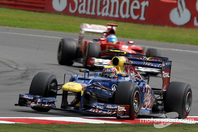 2012: Mark Webber, Red Bull Racing RB8
