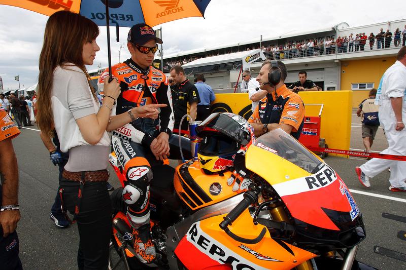 Серия поулов Honda на Гран При Германии длится с 2011 года – до Маркеса квалификацию на мотоцикле этой марки дважды выигрывал Кейси Стоунер