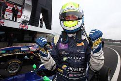 Race winner William Buller