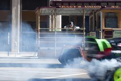 Ken Block and Travis Pastrana in Gymkhana 5
