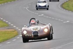 #50 Jaguar Type C: Alex Buncombe