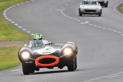 #5 Jaguar type D: Gavin Pickering