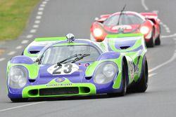 #23 Porsche 917: Vincent Gaye