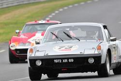 #73 Porsche 914/6 GT: jacques Bertoni