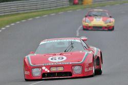 #69 Ferrari 512 BBLM: Soheil Ayari