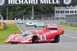 #15 Porsche 917: Carlos Monteverde, Gary Pearson, Andrew Smith