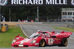 №7 Ferrari 512S: Шон Линн