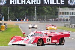 #39 Ferrari 512 M: Steven read, Bob Earl
