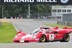 #7 Ferrari 512 S: Shaun Lynn