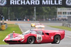 #38 Lola T70 MKIII: Bernard Thuner