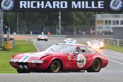 #46 Ferrari 365 GTB/4: Jean Guikas