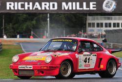 #41 Porsche 911 RSR: George Tuma, Jim Pace