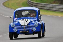 #40 Renault 4CV: John A Arnold, Richard Gane