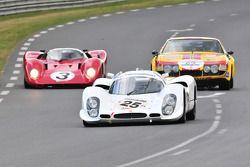 #25 Porsche 907: Hans Peter Richrath, Ingo Putz