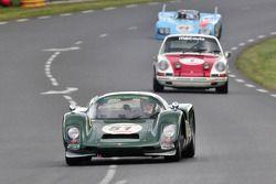 #51 Porsche 906: Pascal Perrier, Jerome Perrier, Vincent Lasser, Benjamin Fortis