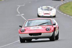 #24 Lotus 47: Jacques Roucolle, Jooseph Zago