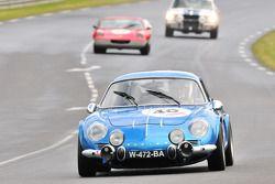 #40 Alpine A110: Jean Prevost, Michel Leclere