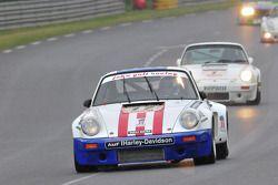#17 Porsche RSR: Juan Orjuela, Santiago Orjuela