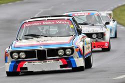 #15 BMW 3.5 CSL: Henry Schmitt, Scott Hugues