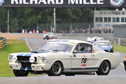 #78 Selby Mustang: Paul Chase Gardener, Simon Jones