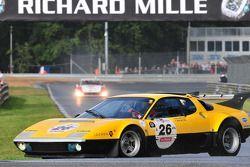 #26 Ferrari 512 BBLM: Alexander Rittweger, Peter Praller