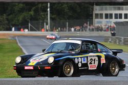 #21 Porsche 930 Turbo: Philippe Hottinguer