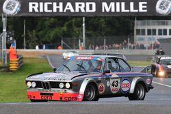 #43 BMW 3.0 CSL: Francois Dumez, Guillaume Beaufort
