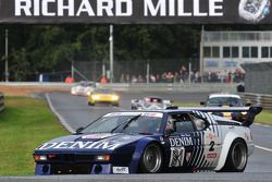 #2 BMW M1: Stanislas De Sadeleer, Francois Fillon, Pierre Fillon