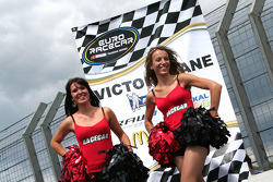 The Racecar grid girls