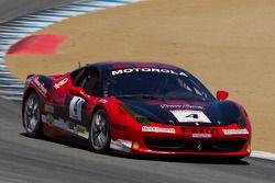 #4 Ferrari of Beverly Hills 458TP: Chris Ruud