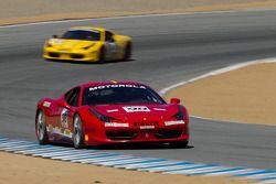 #98 Ferrari of San Francisco 458TP: Larry Bowman