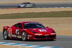 #13 Ferrari of Ontario 458CS: Marc Muzzo