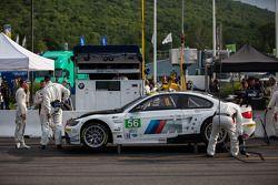 Moeilijke dag voor BMW in Lime Rock