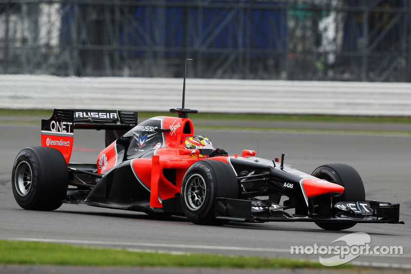 Antonio felix de costa photos photos f1 young driver tests.