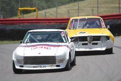 1971 240Z, Jim Lenehan en 1966 Alfa Romeo GTV, Eric Wood