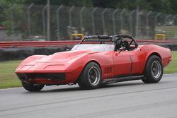 1969 Chevrolet Corvette, Don Henry