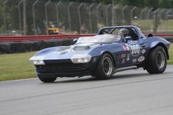 1963 Chebvrolet Corvette GSRep, Ken Menella
