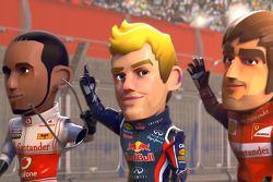 F1 Race Stars screen capture
