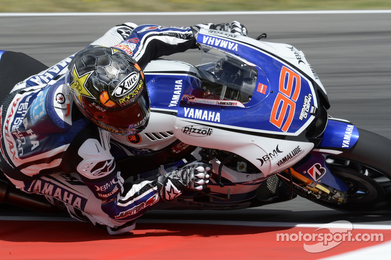 2012: Jorge Lorenzo (Yamaha)