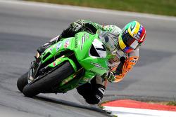 #7 Team Amantini, Kawasaki ZX-6R: Fernando Amantini