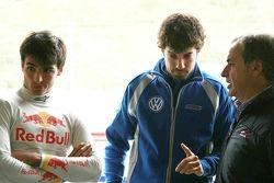 Карлос Саинс-мл.. GP Masters, пятничная тренировка.