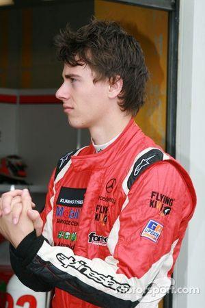 Ханнес ван Ассельдонк. GP Masters, пятничная тренировка.