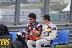 Carlos Sainz Jr, Sven Muller